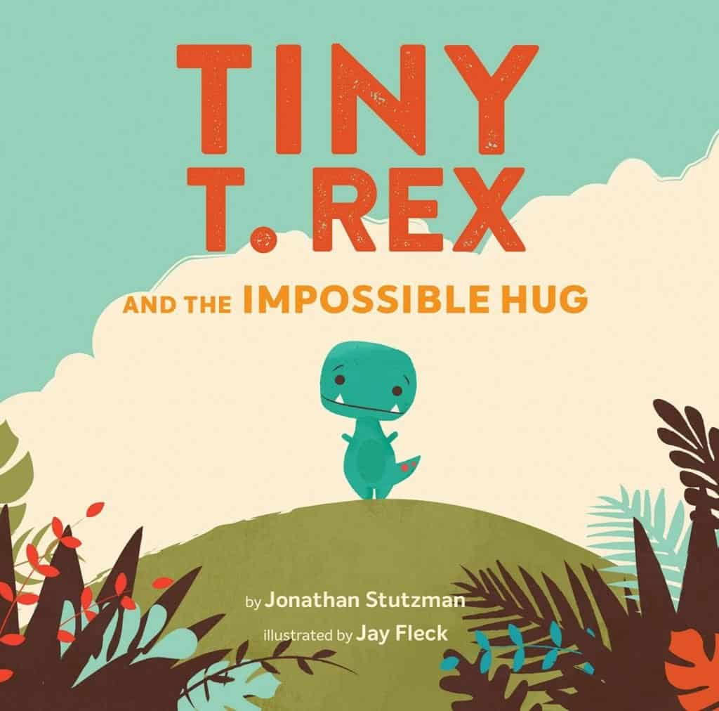 Tiny T. Rex picture book for preschool