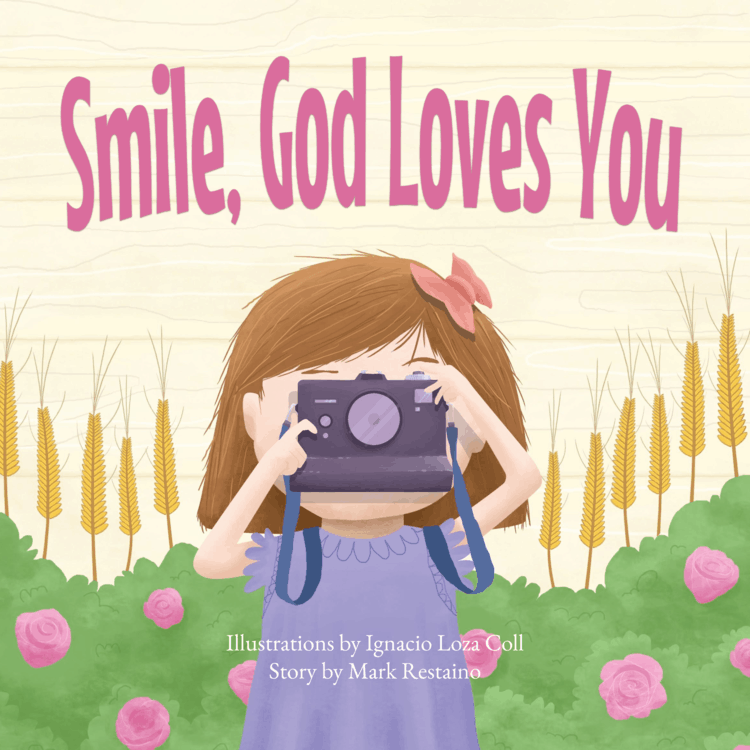 Smile, God' Loves You Picture Book