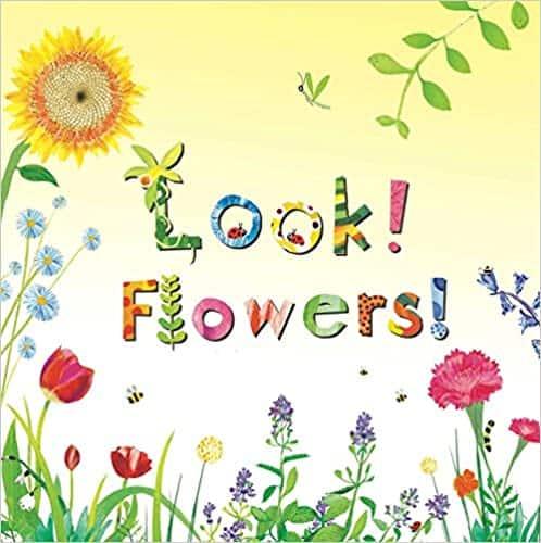 Preschool Flower Book