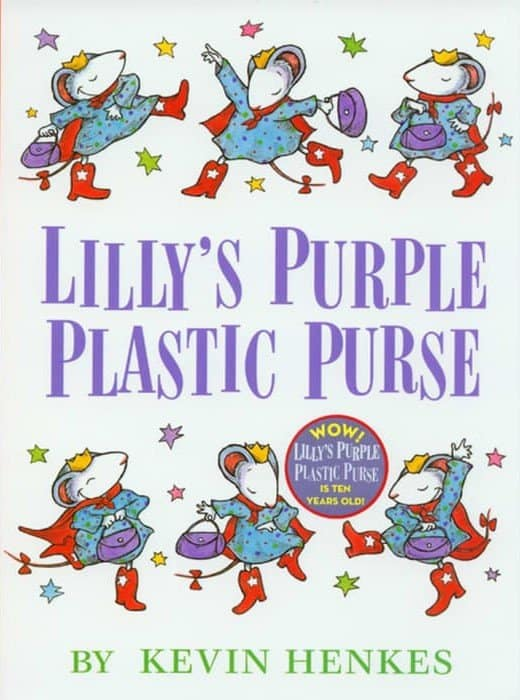 """""""Lilly's Purple Plastic Purse"""" by Kevin Henkes"""